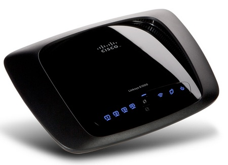 Cisco-Linksys-E1000-Wireless-N-Router