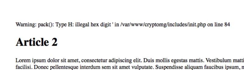 Cryptomg - W2S3