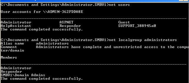 Result-smb-relay