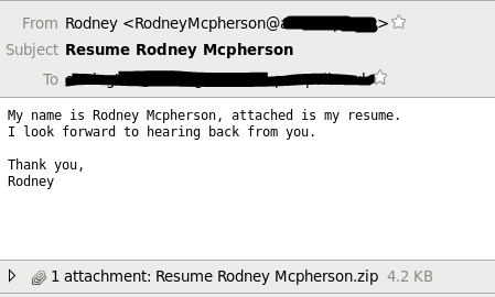 Resume rodney mcpherson