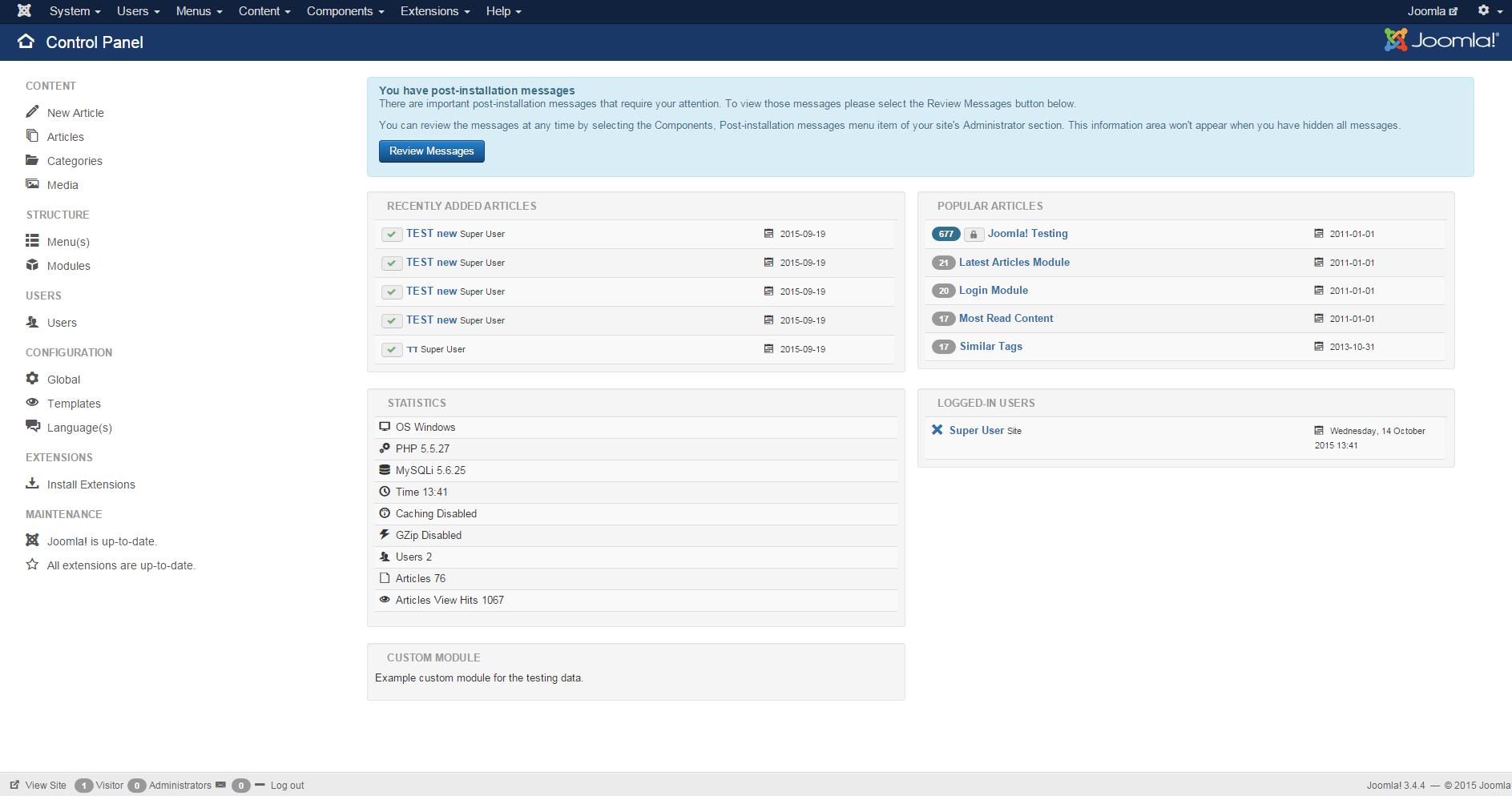 Joomla Sql Injection Vulnerability Exploit Results In Full