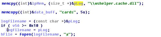 Logcode