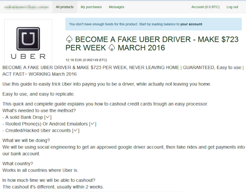 guide to earn money on Uber from 2016